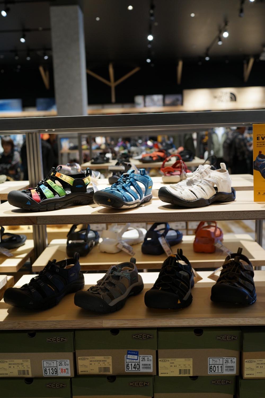 Alpen Outdoors shoes